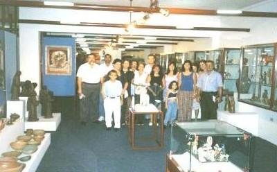 """Aula prática do curso """"A história da cultura brasileira e a influência francesa"""