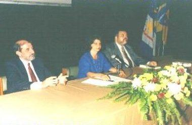 Evento de apresentação do IPEPE no Centro de Convenções – PE (1997)