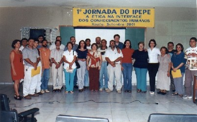 Evento do IPEPE - 1ª Jornada